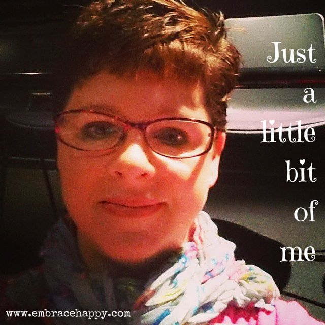 Just a little bit of me…June, 2015